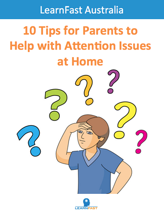 10 tips for parents to help with attention issues at home